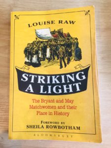 Striking a Light book by Louise Raw