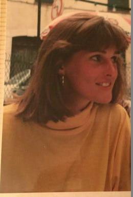 Anna Smith in 1985